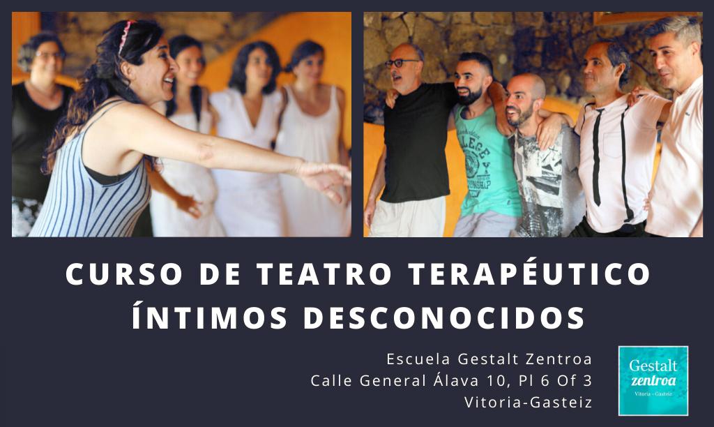 Teatro Terapéutico Vitoria - Teatro y Transformación